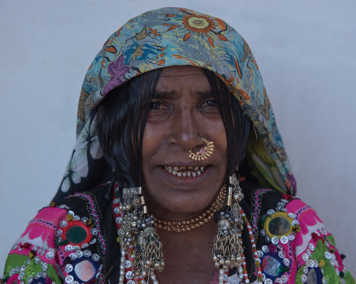 Rajasthani woman-3