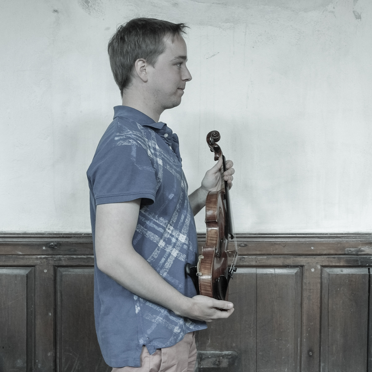 3-Thomas aldren- violin
