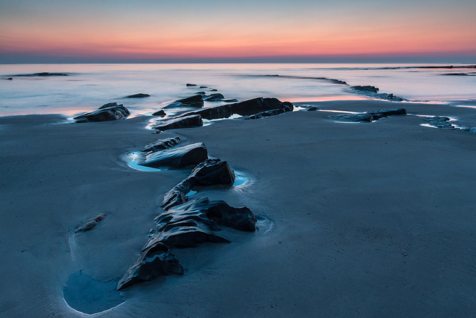 Seahouses sunrise
