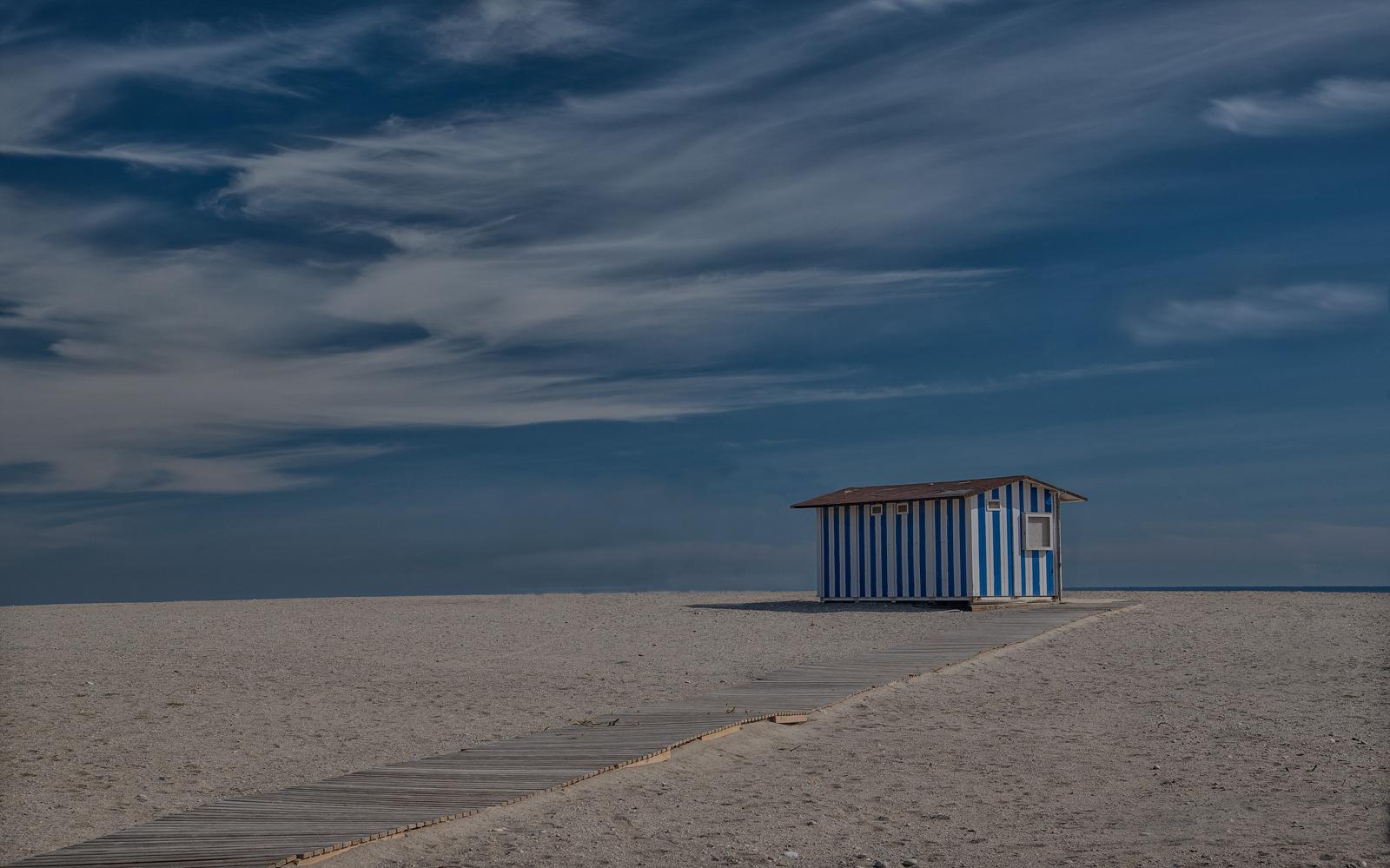 Beach hut-2
