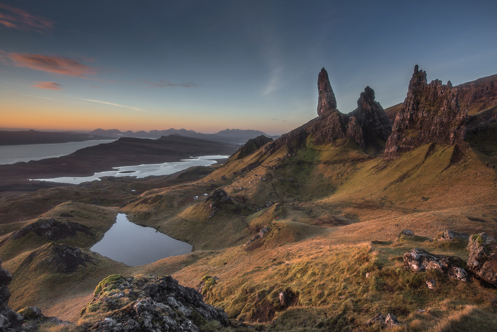Dawn- old man of storr-1