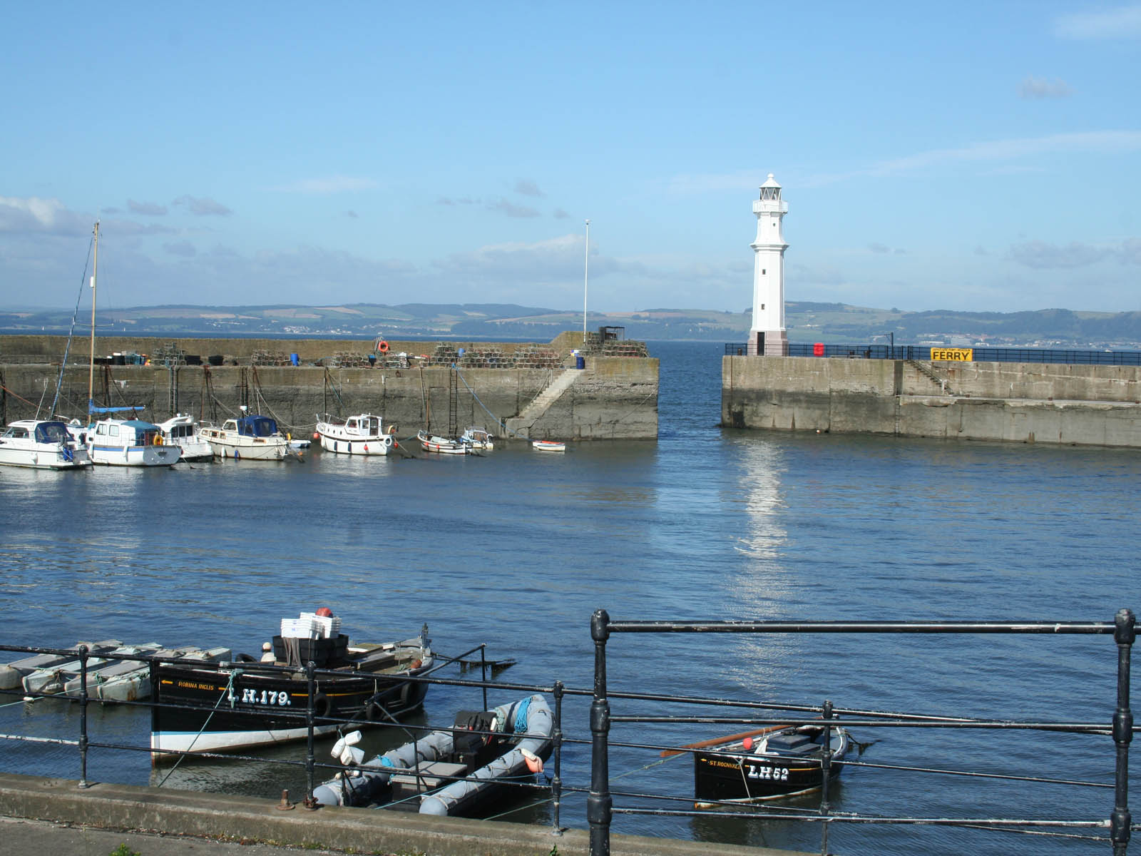Newhaven on forth
