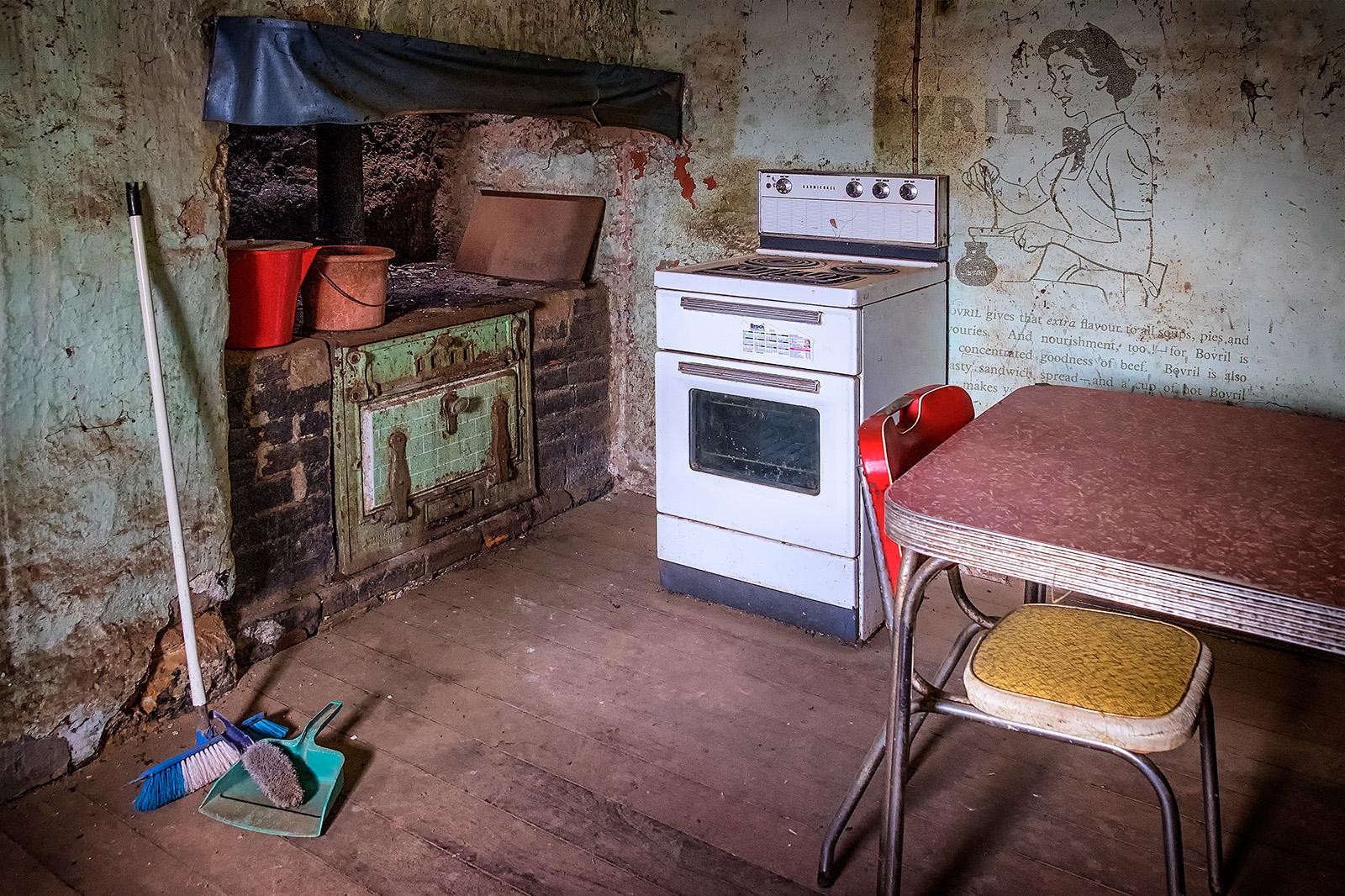 1-The cooks kitchen