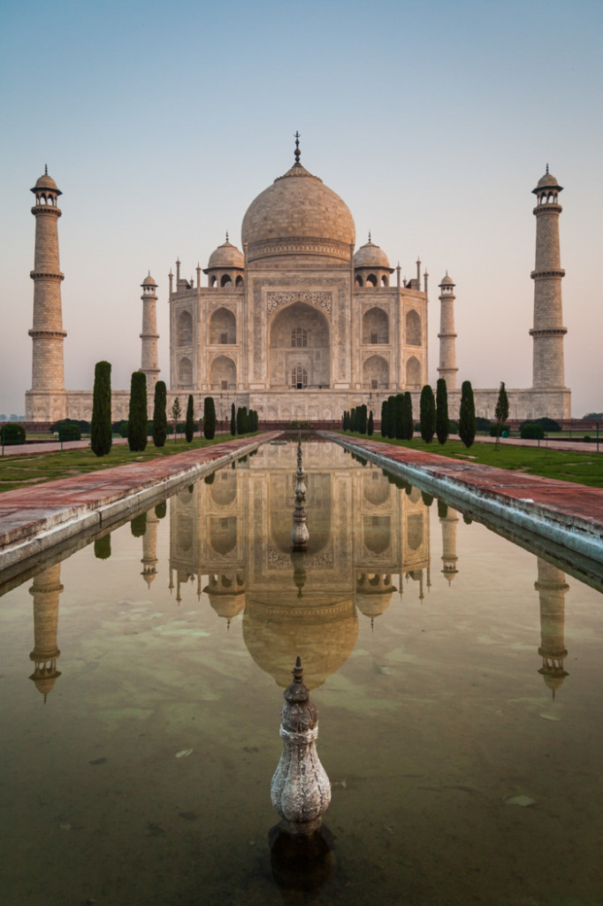 Taj Mahal by  Ken Gillies