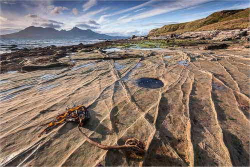 03_Sandstone patterns, Eigg