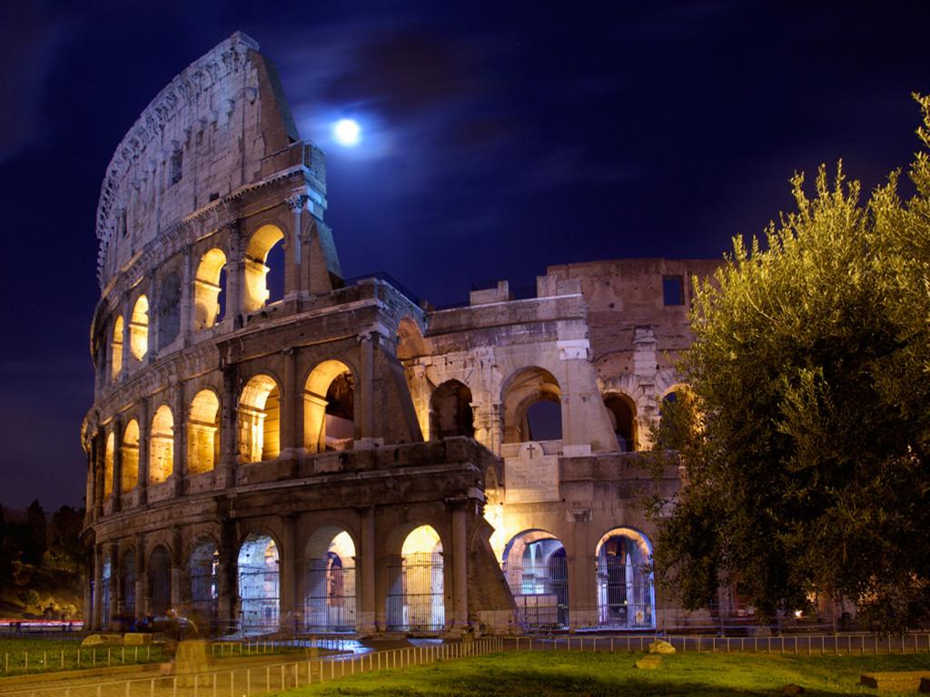 """""""Amphitheatrum Flavium"""" by Nigel Gillard"""