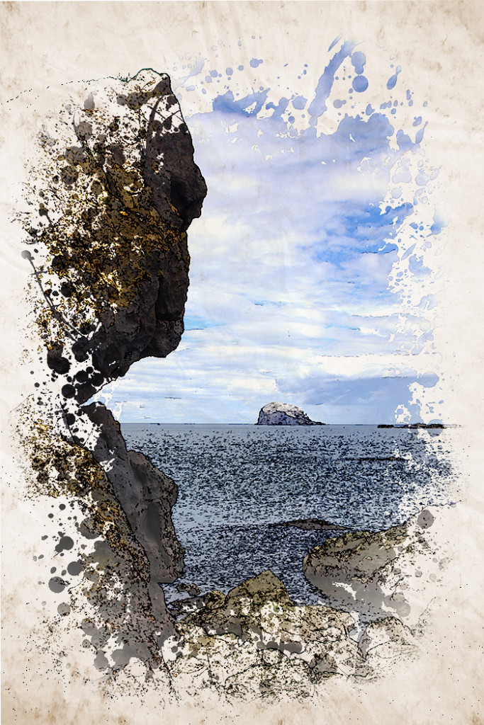 """Bass Rock"" by Nigel Gillard"