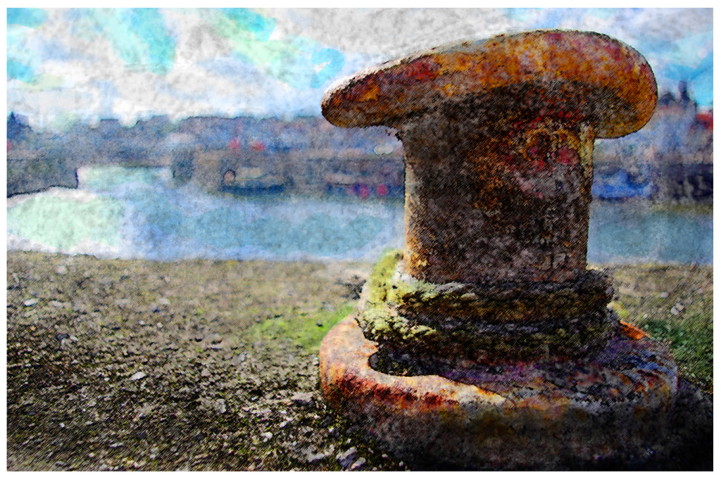 """Harbour Cleat"" by Nigel Gillard"