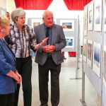 The Prime Minister visits EPS to view the 156th Edinburgh International Exhibition