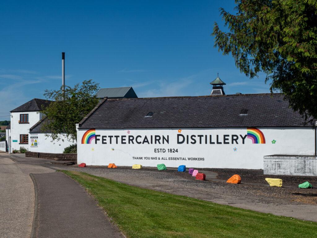 Andy Hayes - Fettercairn Distillery NHS