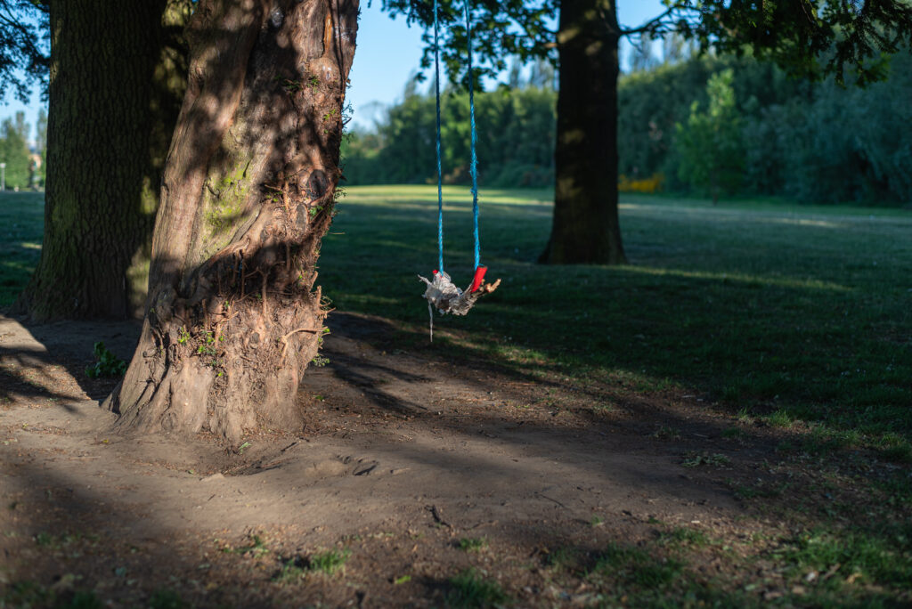 Brian Flemming - 04 - Makeshift Swing