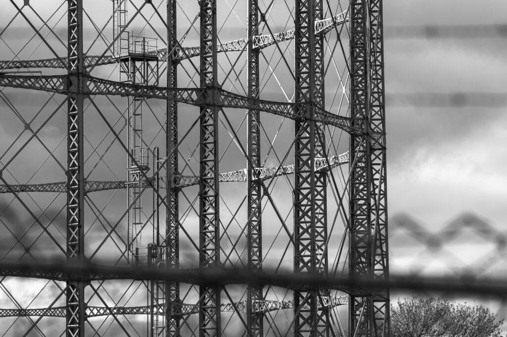 Brian Flemming - 09 - Granton Gasometer