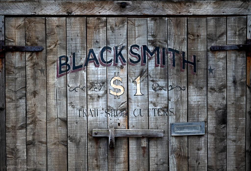 David Greer - Blacksmith (1 of 1)