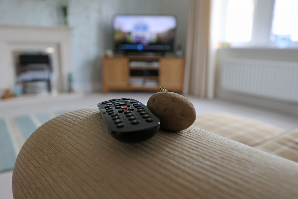 Donald Stirling - Couch Potato