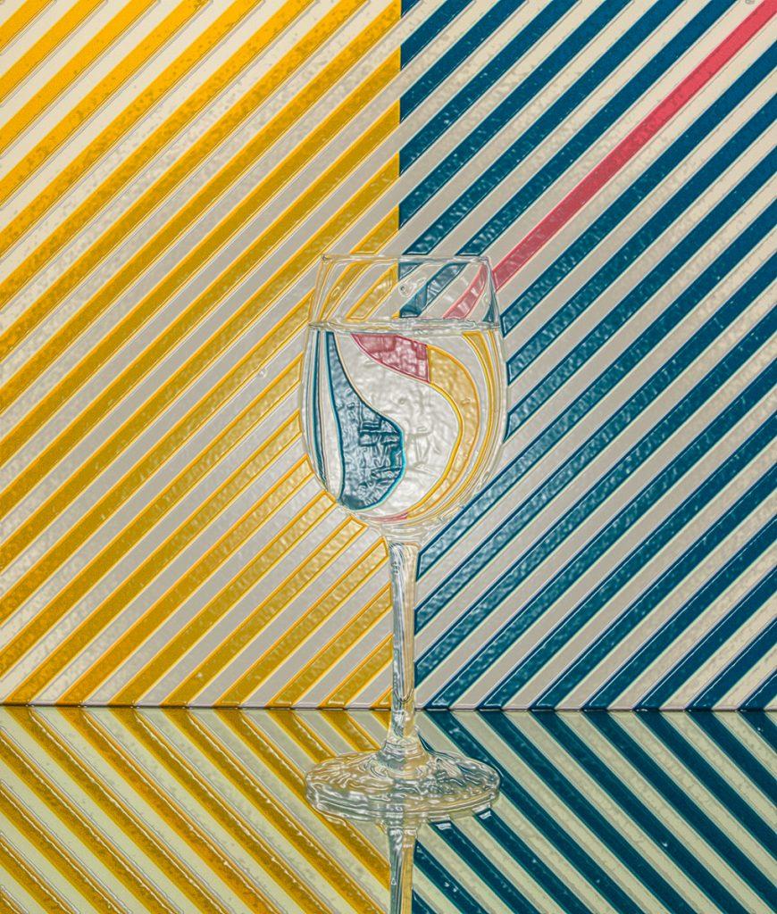 Doug Berndt - 2-Glass 1_Plastic Wrap