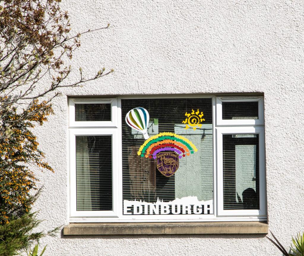 Doug Berndt - Rainbow Window