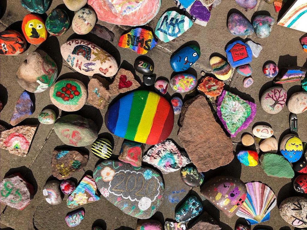 Doug Berndt - Rainbow Stones