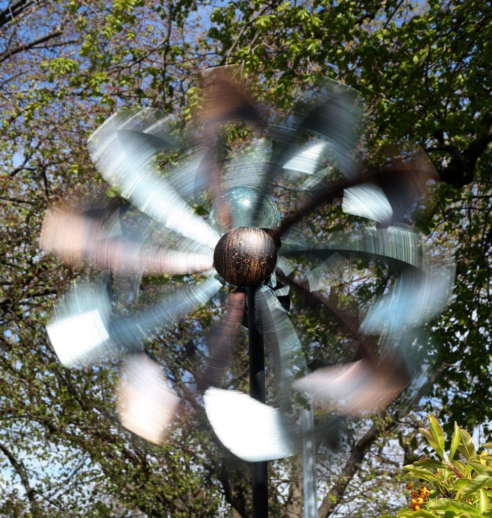 Edward Richards - Wind Spinner
