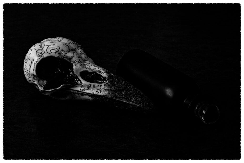 Frank Sala - Skull and Bottle
