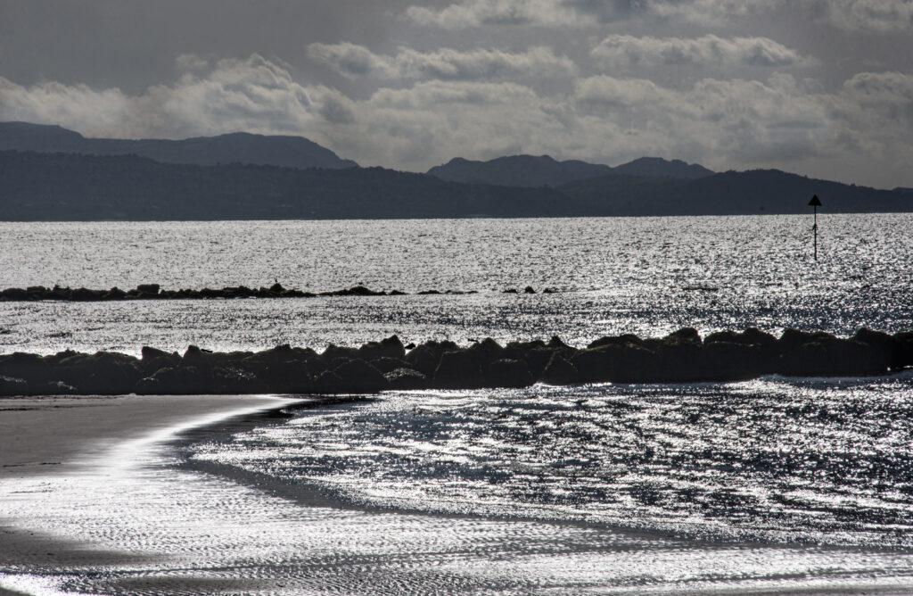 Margaret Salisbury - Silver Sea