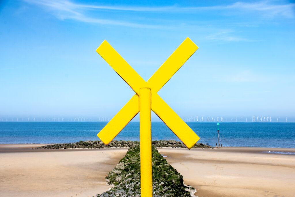 Margaret Salisbury - The Yellow Cross
