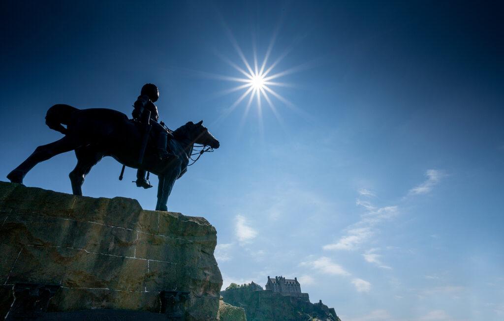 Martin Ashford - Royal-Scots-Greys-Monument