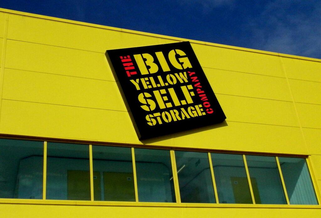 Mhairi Chambers - The Big Yellow store