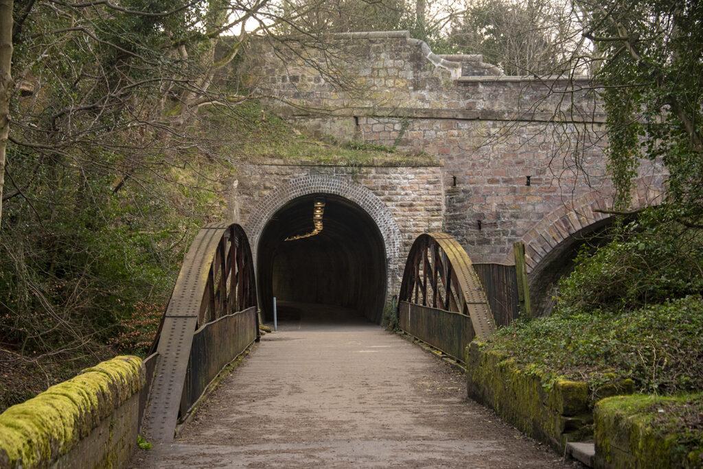 Robert Dewar - 1_Bowstring Bridge Penicuik to Dalkeith Walkway
