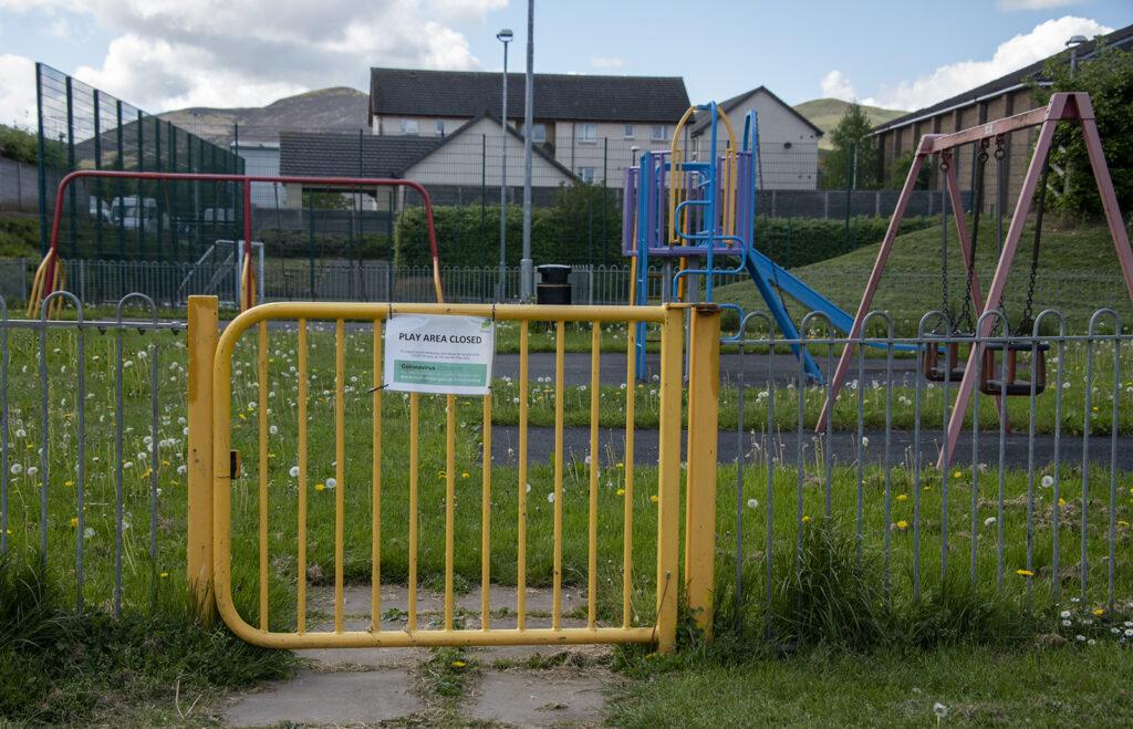 Robert Dewar - 2_Playpark Under Lockdown