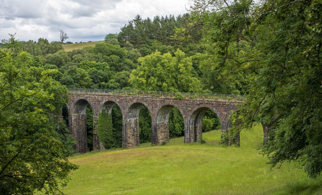 Robert Dewar - 3_Firth Viaduct Penicuik to Dalkeith Walkway