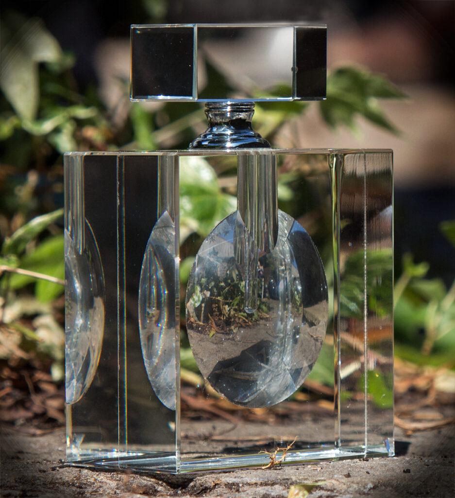 Robert Ruscoe - Purfume Bottle